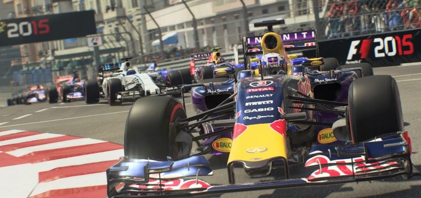 F1 2015 za darmo