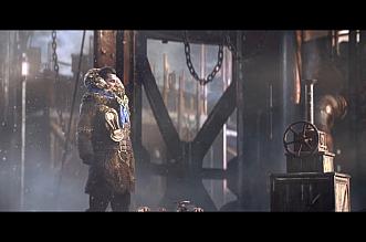 Frostpunk trailer