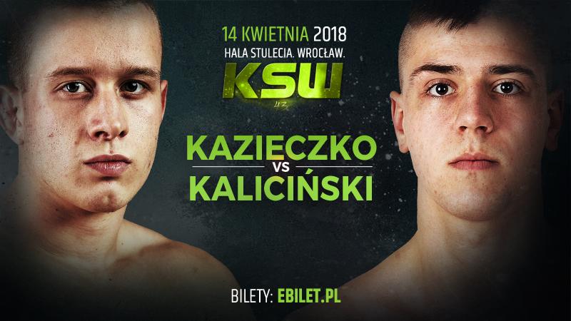 Kazieczko vs Kaliciński