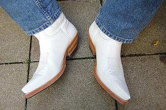 Kowbojki buty