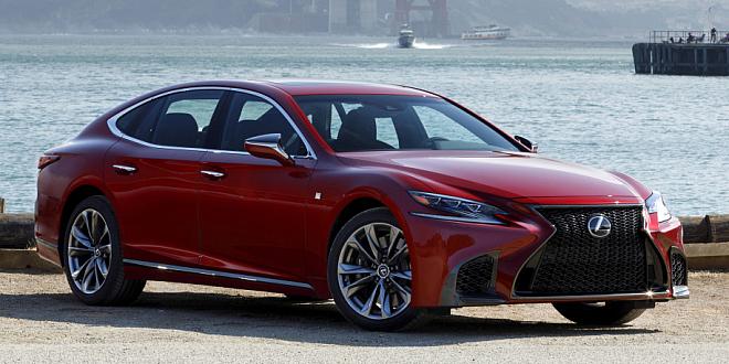 Lexus LS 500