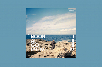 Noon - Algorytm cover