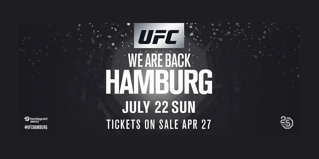 UFC Hamburg 2018