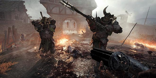 Już dziś premiera gry Warhammer: Vermintide 2