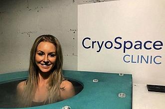 Cryospace Cryocomora kriokomora