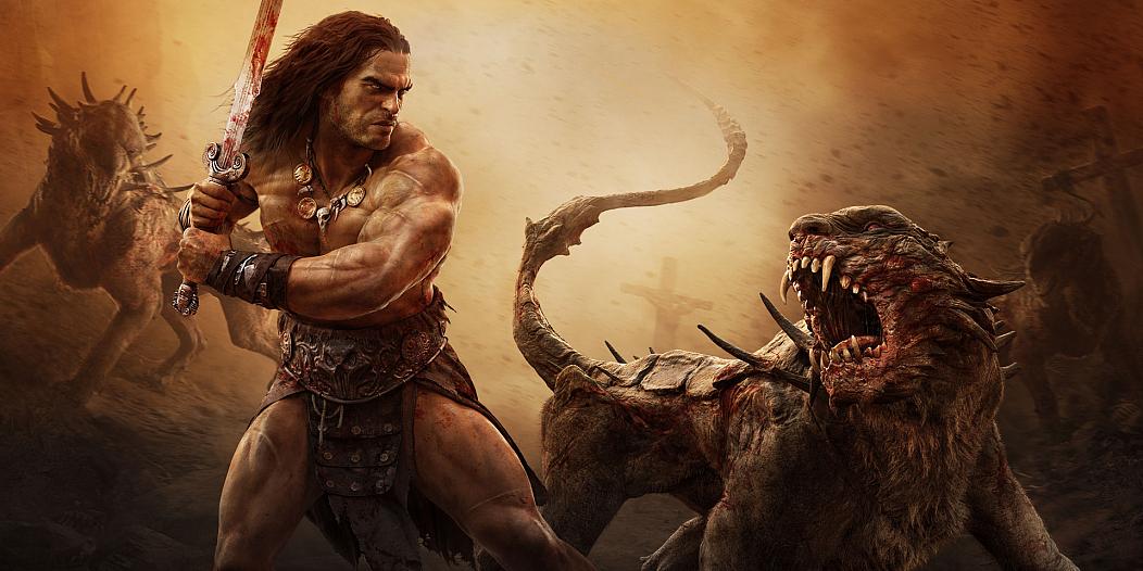Conan Exiles premiera