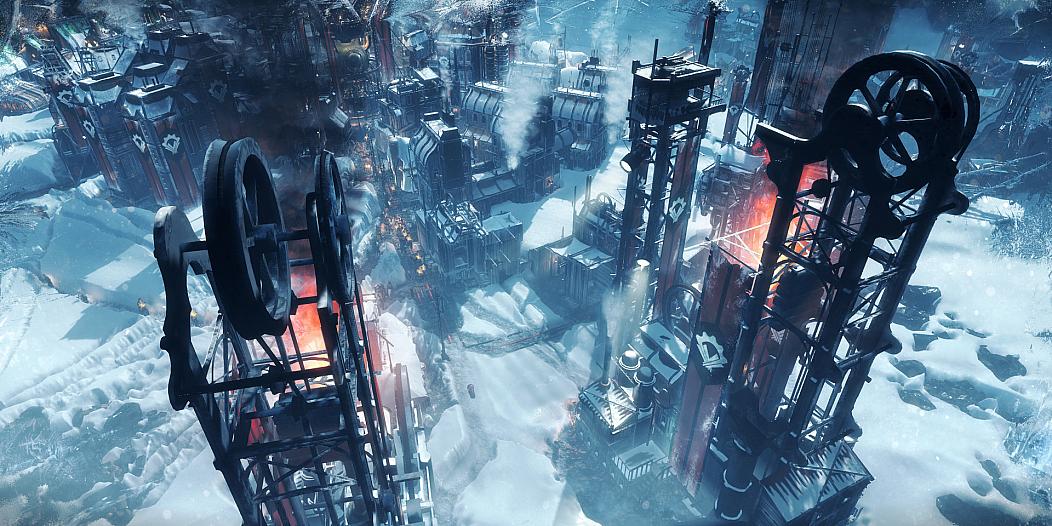 Frostpunk gra premiera