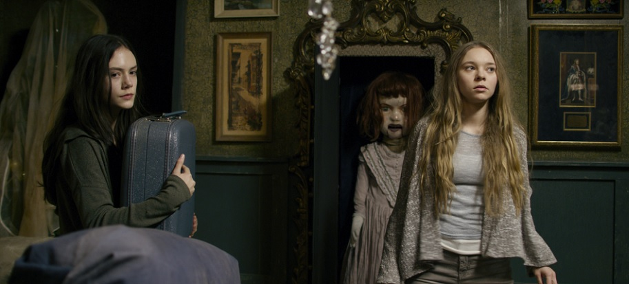 Ghostland horror online