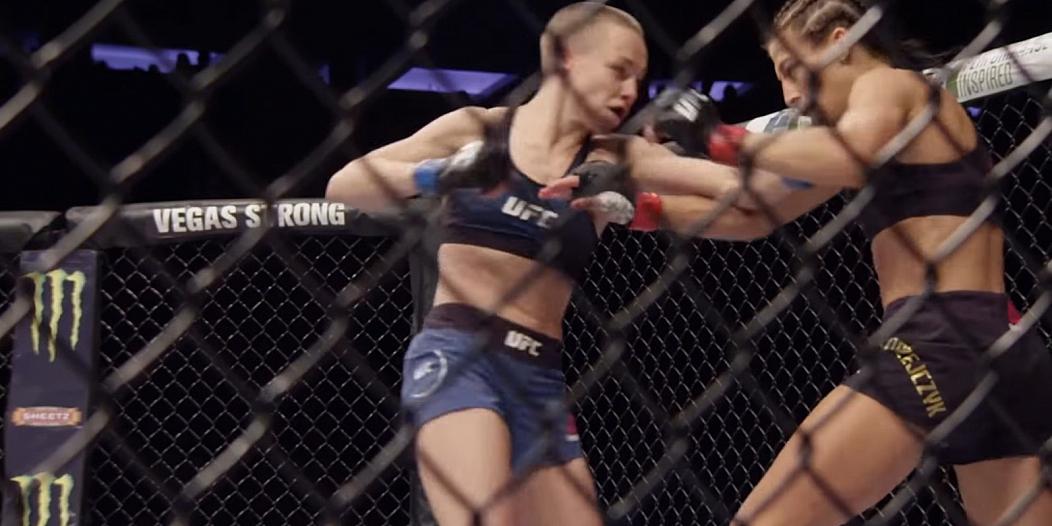 UFC 223 Jędrzejczyk
