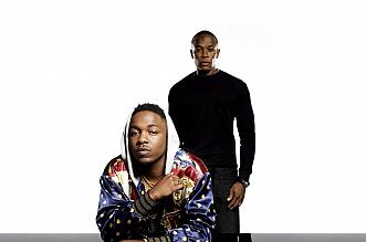 Dr. Dre Kendrick Lamar Chronic