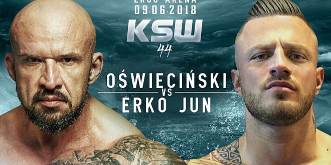 KSW 44 Oswiecinski
