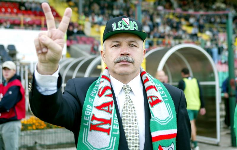 Wiesław Giler Legia