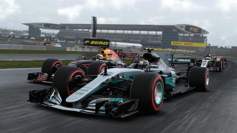 F1 2018 gameplay
