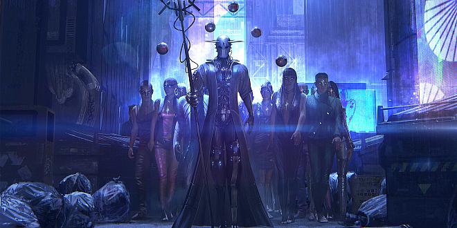 Re-Legion premiera