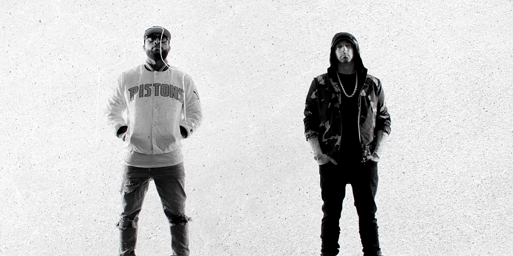 "Royce da 5'9"" Caterpillar feat Eminem"