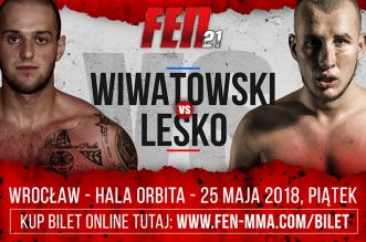 Leśko vs Wiwatowski walka