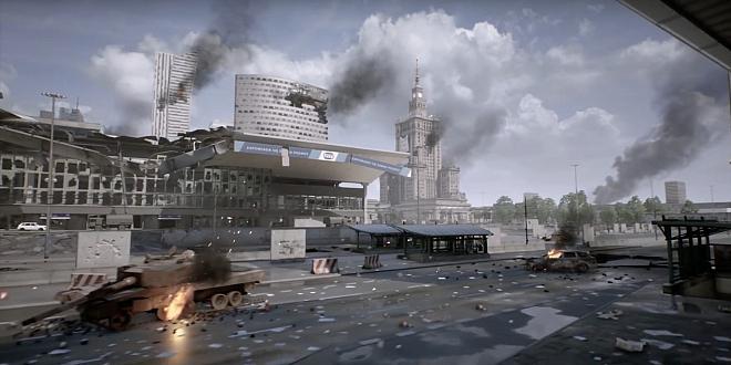 World War 3 Warszawa