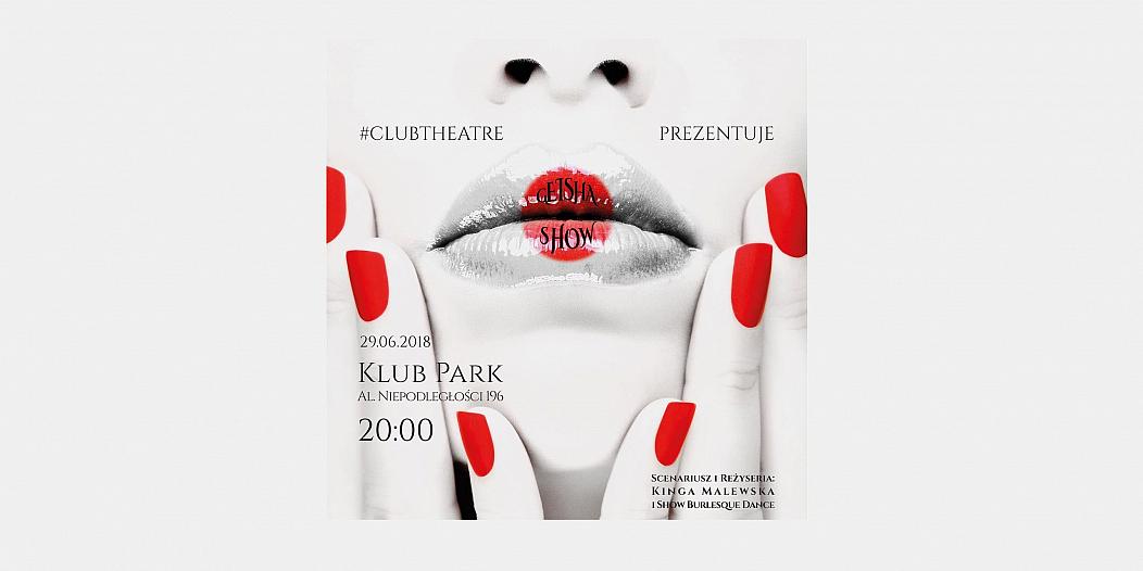 Burleska klub Park 2018 bilety