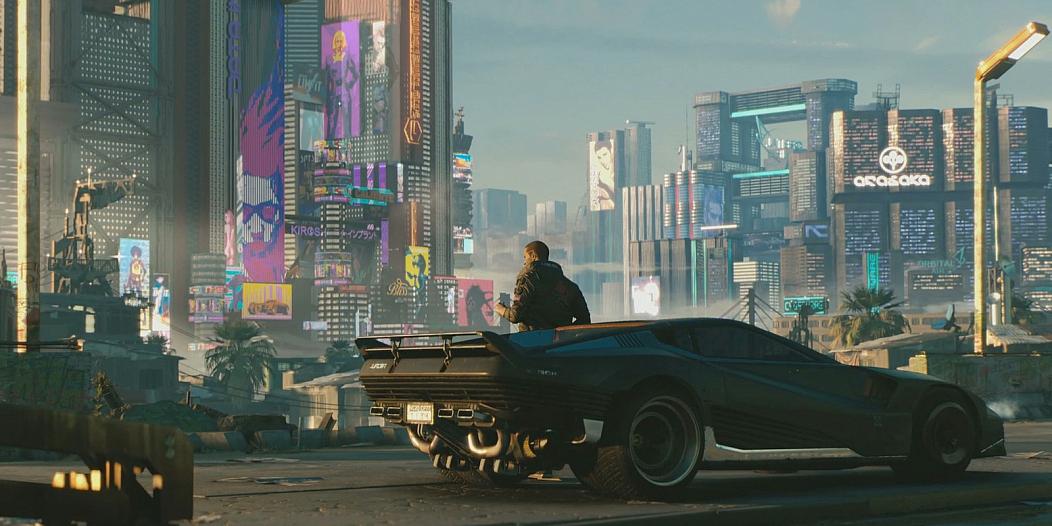 Cyberpunk 2077 trailer