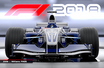 F1 2018 zwiastun gry