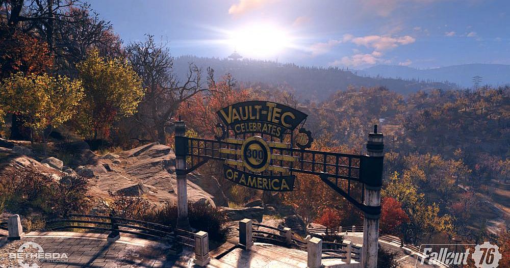 Fallout 76 zwiastun