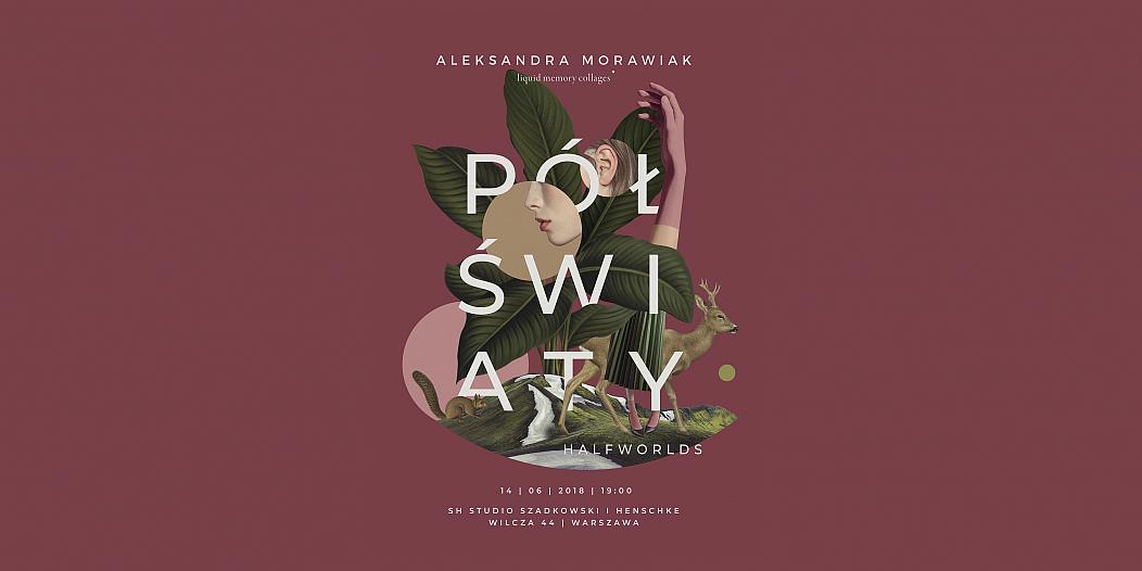 Aleksandra Morawiak wernisaż