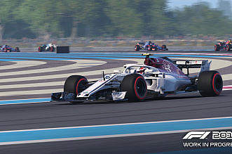 F1 2018 premiera gry