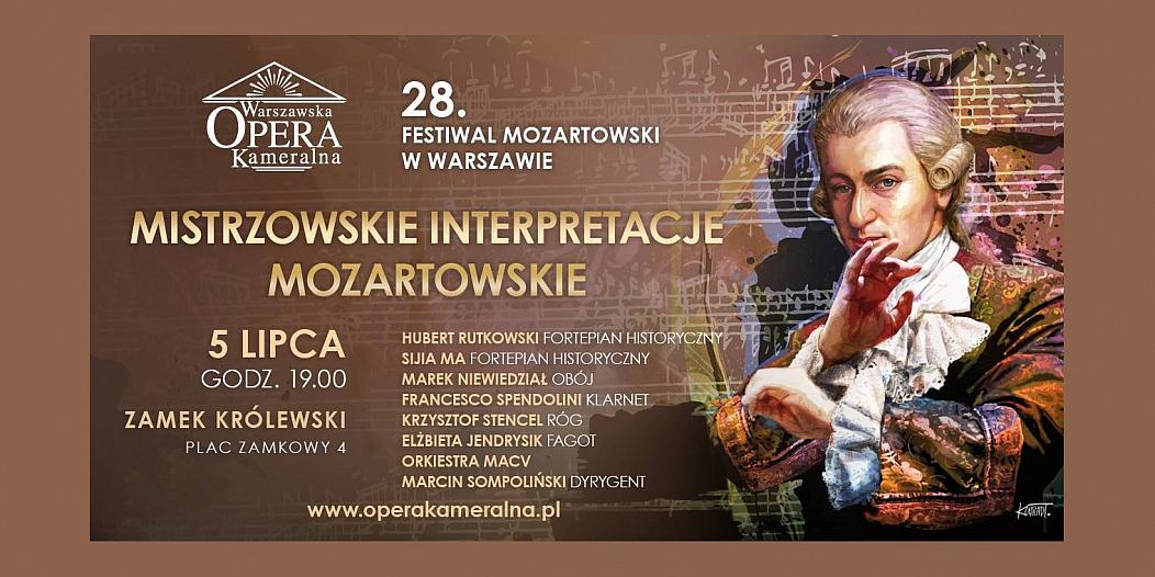 Festiwal Mozartowski Warszawa