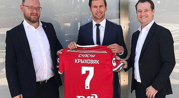 Grzegorz Krychowiak Lokomotiw