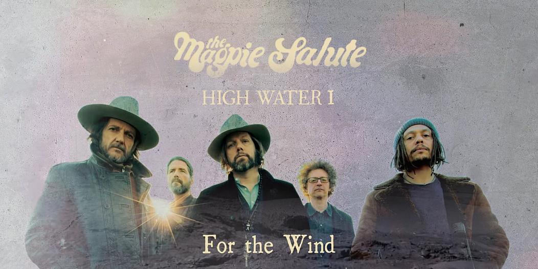 The Magpie Salute album 2018
