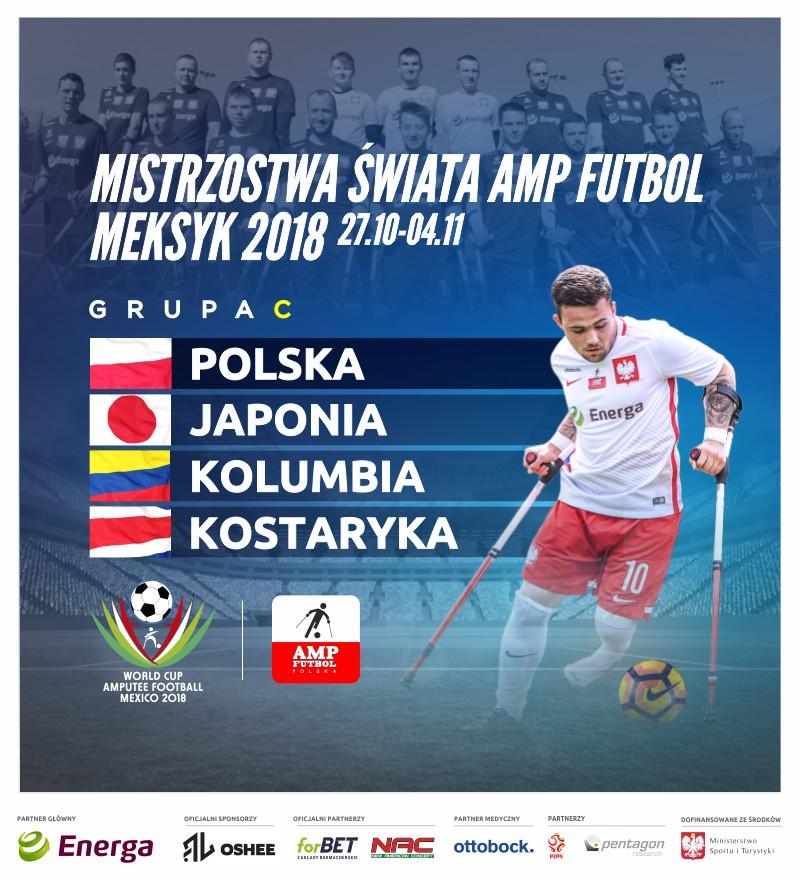 Amp Futbol Mundial 2018