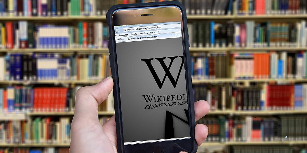 Wikipedia nie działa