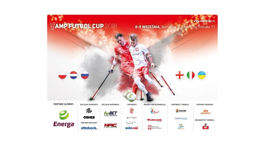 Amp Futbol Cup 2018