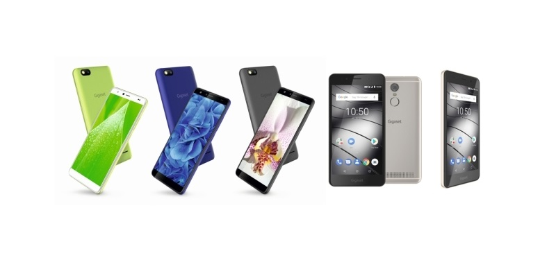 smartfon Gigaset 2018