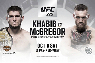 Khabib vs Conor McGregor