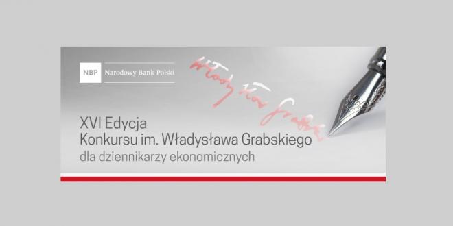 XVI edycja Konkursu im. Władysława Grabskiego