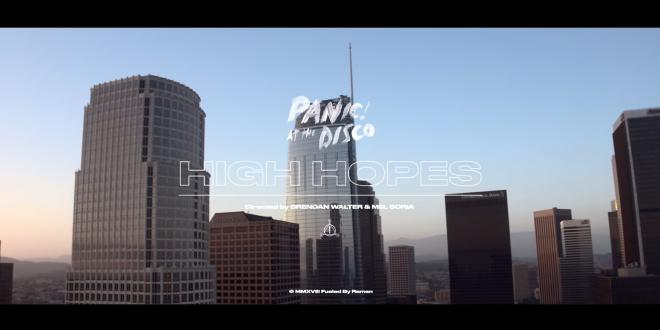 High Hopes panic at te disco