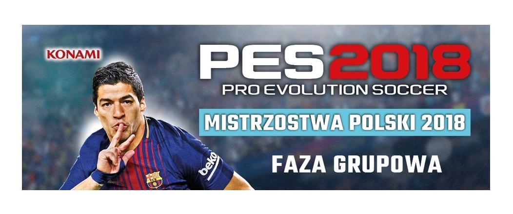 Mistrzostwa Polski PES 2018