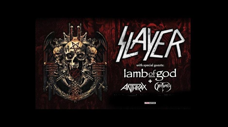 Slayer w Polsce