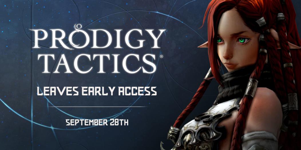 Prodigy Tactics premiera
