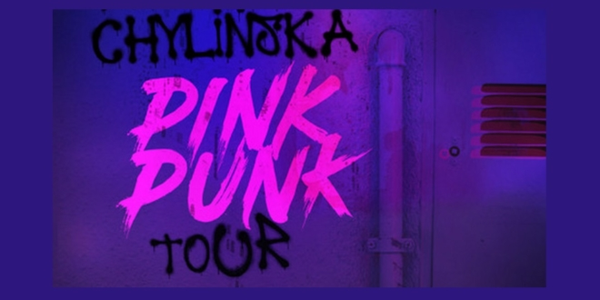 Pink Punk Tour Chylińska