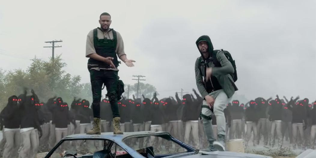 Eminem Joyner Lucas - Lucky You