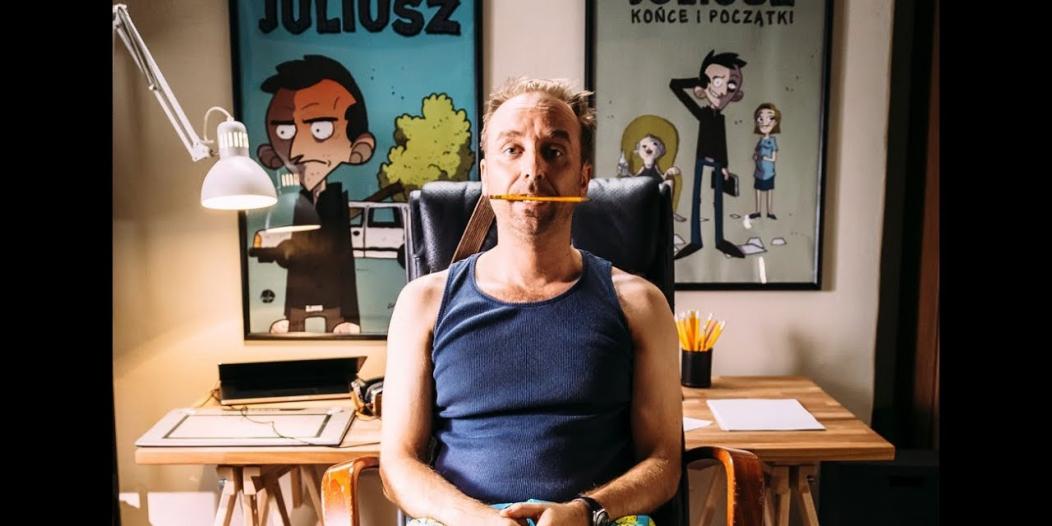 Juliusz komedia polska 2018