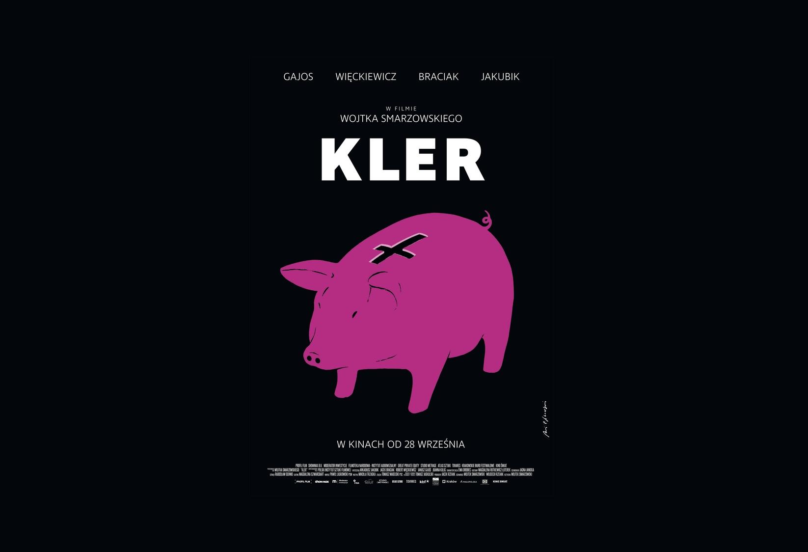 Andrzej Pągowski Stworzył Artystyczny Plakat Filmu Kler