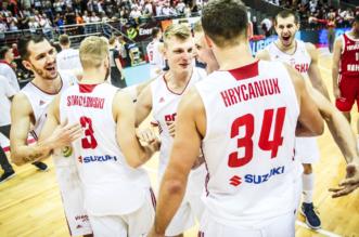 Polska Chorwacja koszykówka