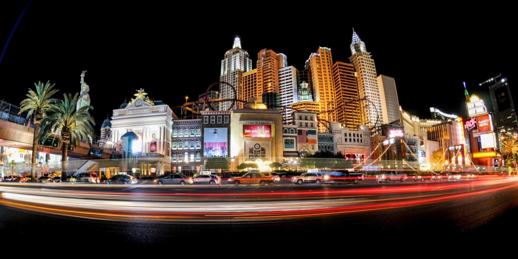 Las Vegas podróż
