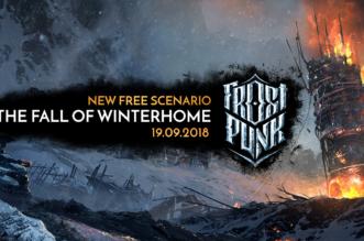 Frostpunk: Upadek Winterhome