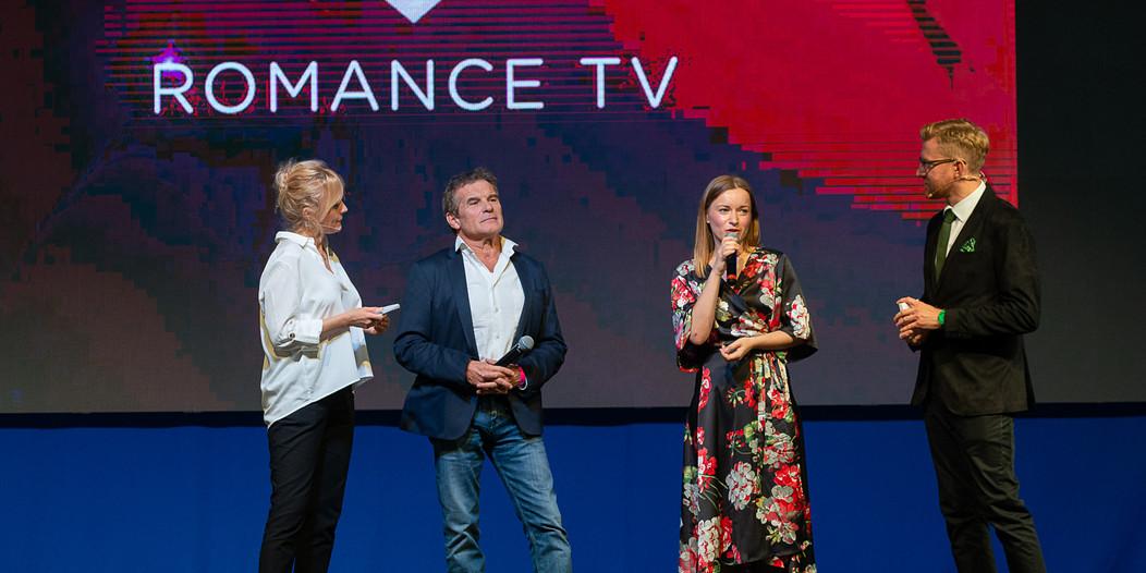 Gala Romance TV 2018
