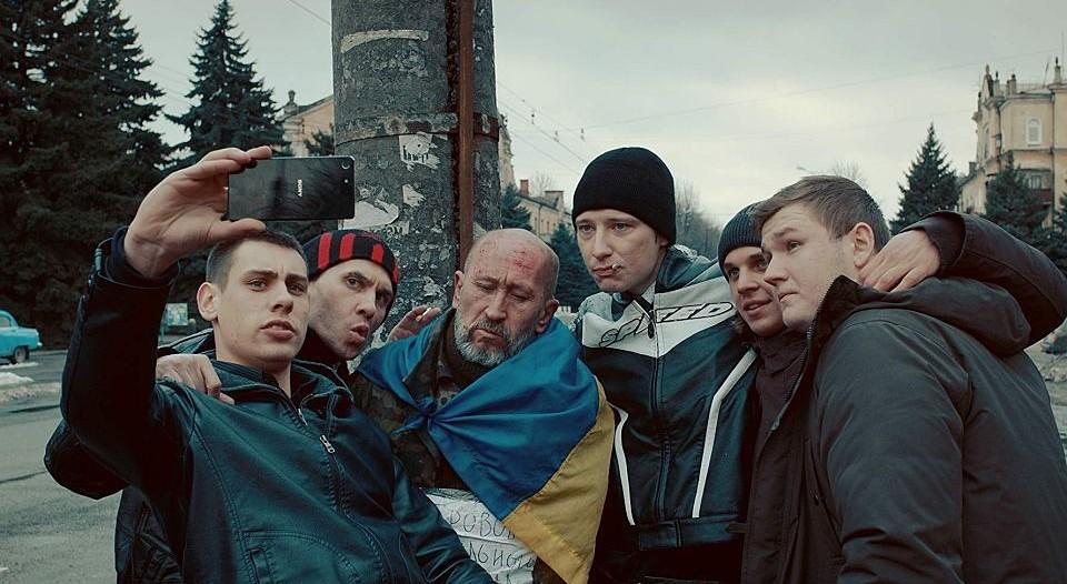 Donbas premiera filmu