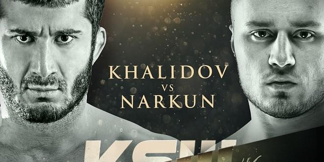 KSW 46 Khalidov Narkun